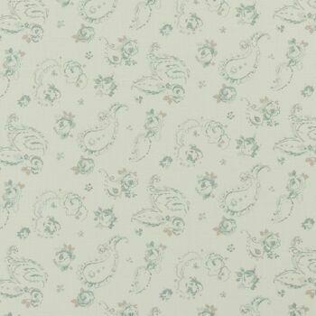 Clarke & Clarke - Clarisse Fabrics - Evelina Duckegg