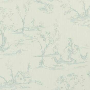 Clarke & Clarke - Clarisse Fabrics - Helena Duckegg