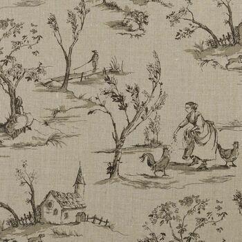 Clarke & Clarke - Clarisse Fabrics - Helena Linen