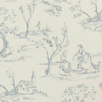 Clarke & Clarke - Clarisse Fabrics - Helena Wedgewood