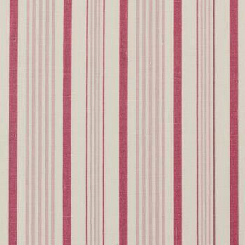 Clarke & Clarke - Clarisse Fabrics - Sable Raspberry