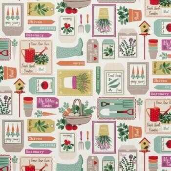 Studio G - Sketchbook - Gardening Spring