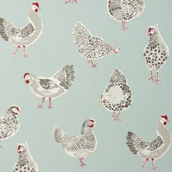 Studio G - Sketchbook - Rooster Duckegg