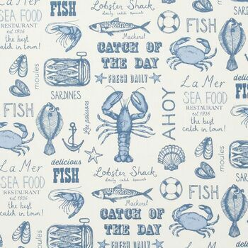 Studio G - Sketchbook - Seafood Blue