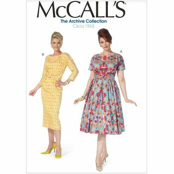 McCalls pattern M7086