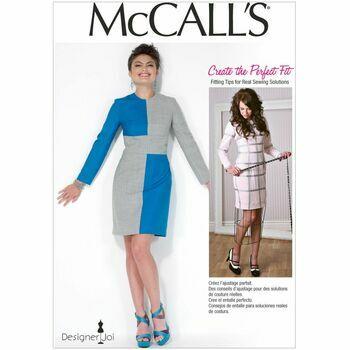 McCalls pattern M7089