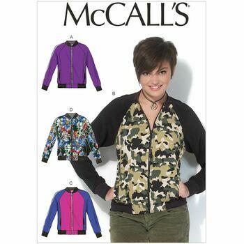 McCalls Pattern M7100
