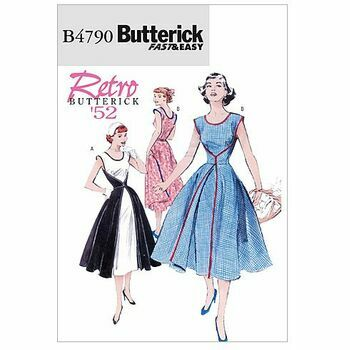Butterick Pattern B4790