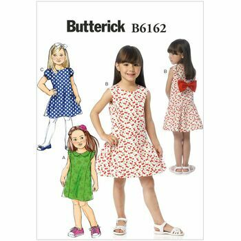 Butterick pattern B6162