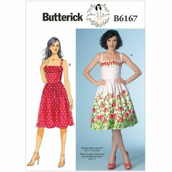 Butterick pattern B6167