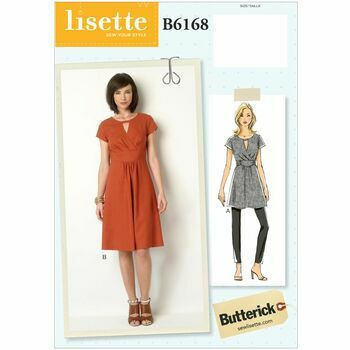 Butterick pattern B6168