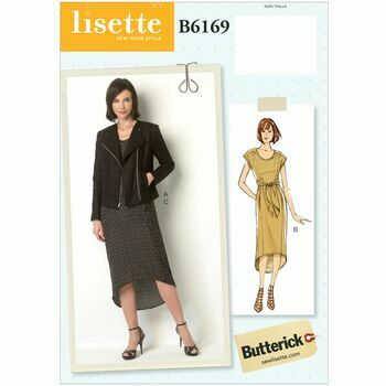 Butterick pattern B6169