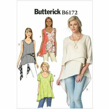 Butterick pattern B6172