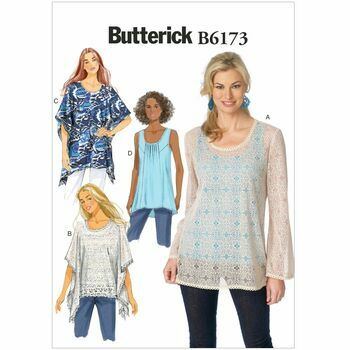 Butterick pattern B6173