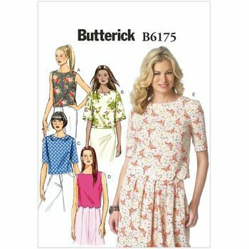 Butterick pattern B6175