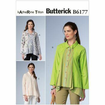 Butterick pattern B6177