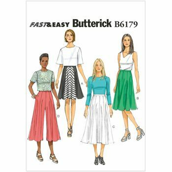 Butterick pattern B6179