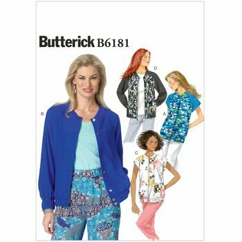 Butterick pattern B6181