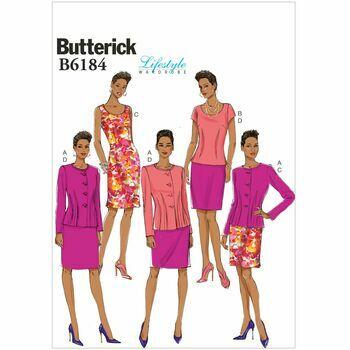 Butterick pattern B6184