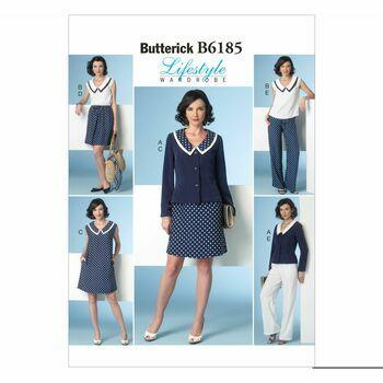 Butterick pattern B6185