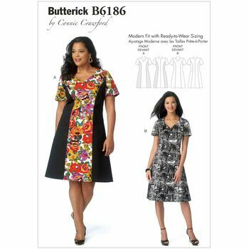 Butterick pattern B6186