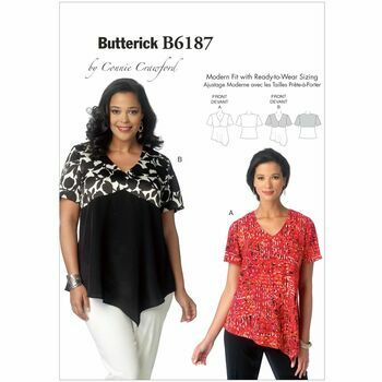 Butterick pattern B6187