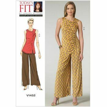Vogue pattern V1452