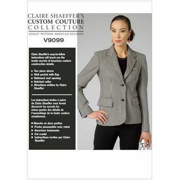 Vogue pattern V9099