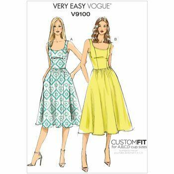 Vogue pattern V9100