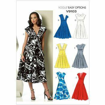 Vogue pattern V9103