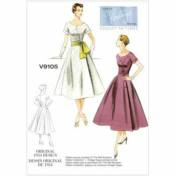 Vogue pattern V9105