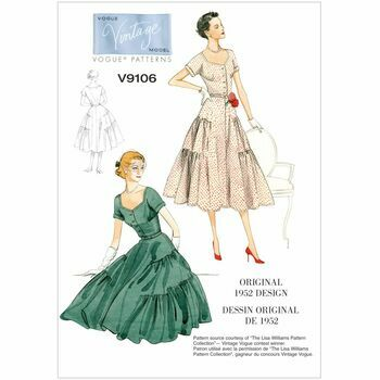 Vogue pattern V9106