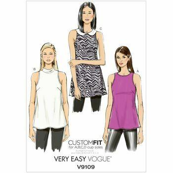 Vogue pattern V9109