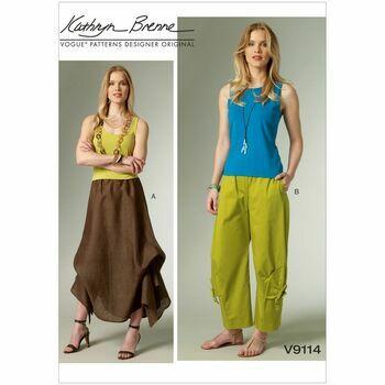 Vogue pattern V9114
