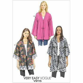 Vogue pattern V9115