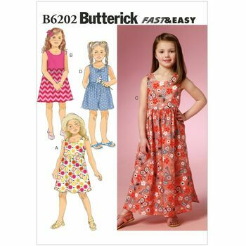 Butterick pattern B6202