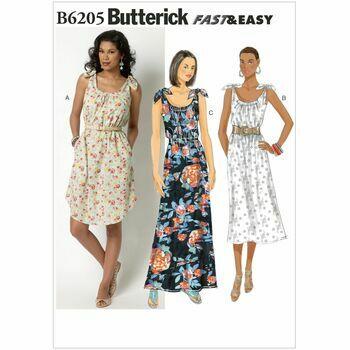 Butterick pattern B6205