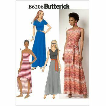 Butterick pattern B6206