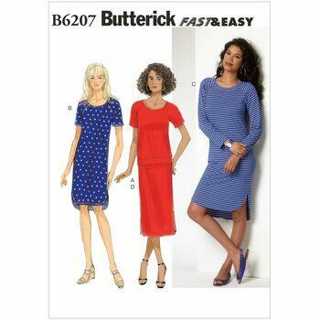Butterick pattern B6207