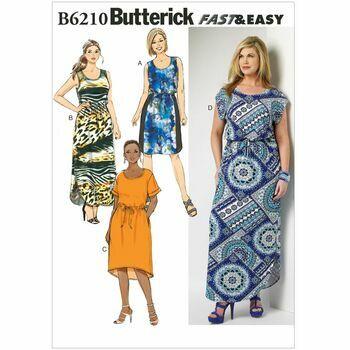 Butterick pattern B6210