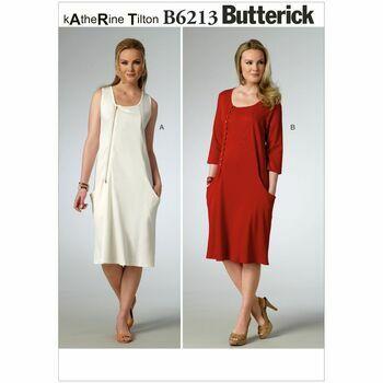 Butterick pattern B6213
