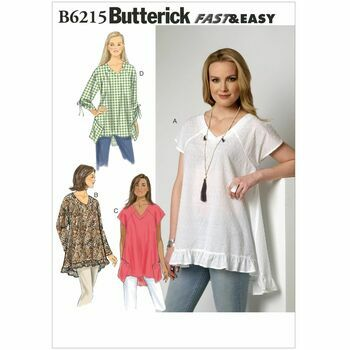 Butterick pattern B6215