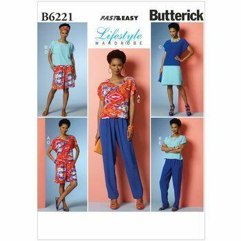 Butterick pattern B6221