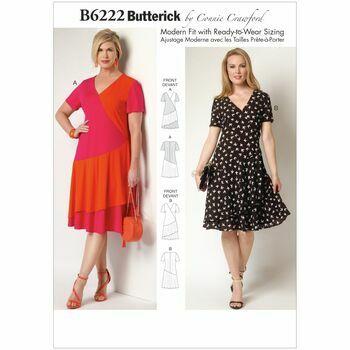 Butterick pattern B6222