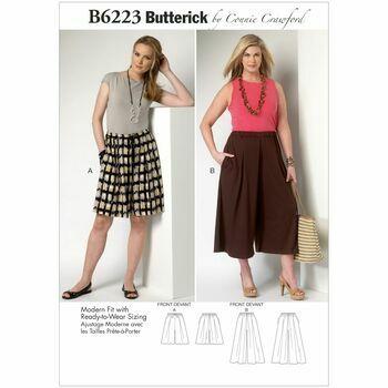 Butterick pattern B6223