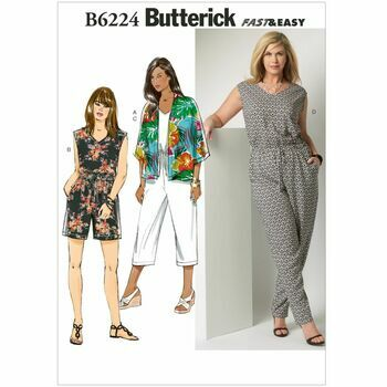 Butterick pattern B6224