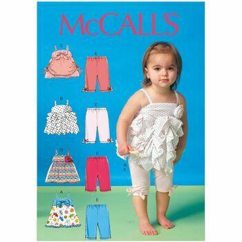 McCalls pattern M7142