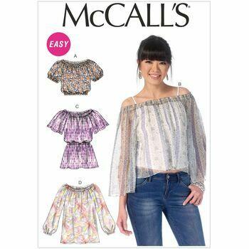 McCalls pattern M7163