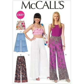 McCalls pattern M7164