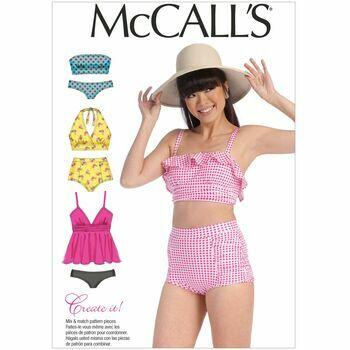 McCalls pattern M7168